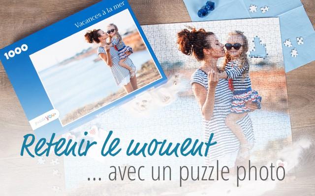 Votre photo sur un puzzle de qualité de puzzleyou.be