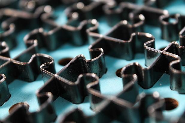 Precies gestanste puzzels