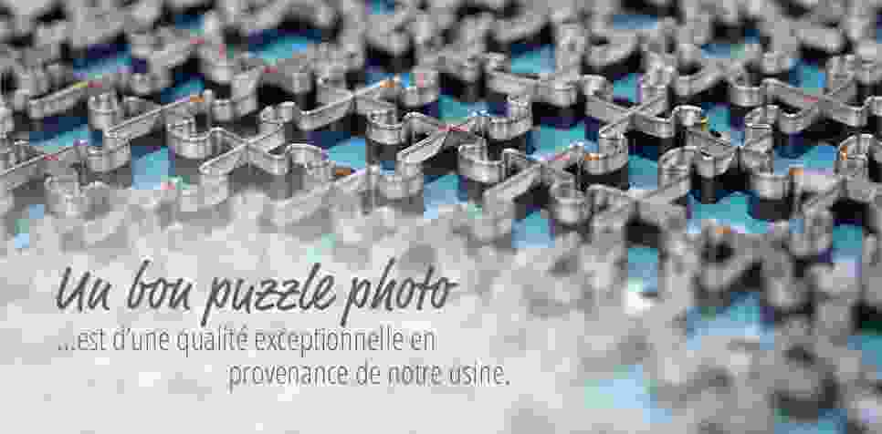 Puzzle Photo qualité