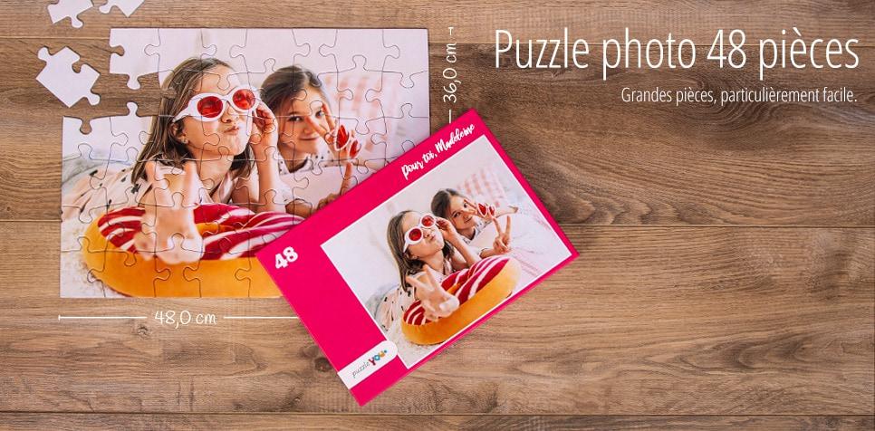 Puzzle photo 48 pièces