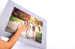 Gebruiksaanwijzing Fotopuzzelkader stap 2