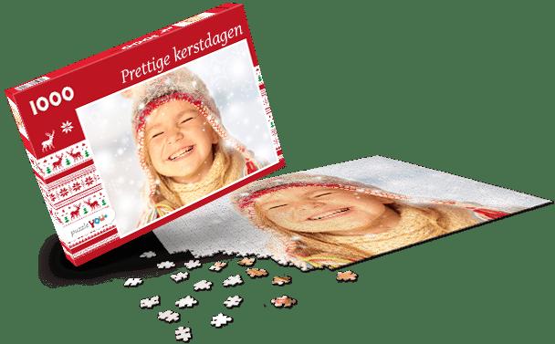 Puzzeldoos Kerst IV