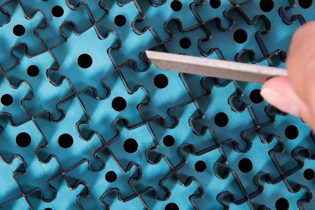 Assurance de la qualité de nos puzzles