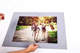 Gebruiksaanwijzing Fotopuzzelkader stap 1