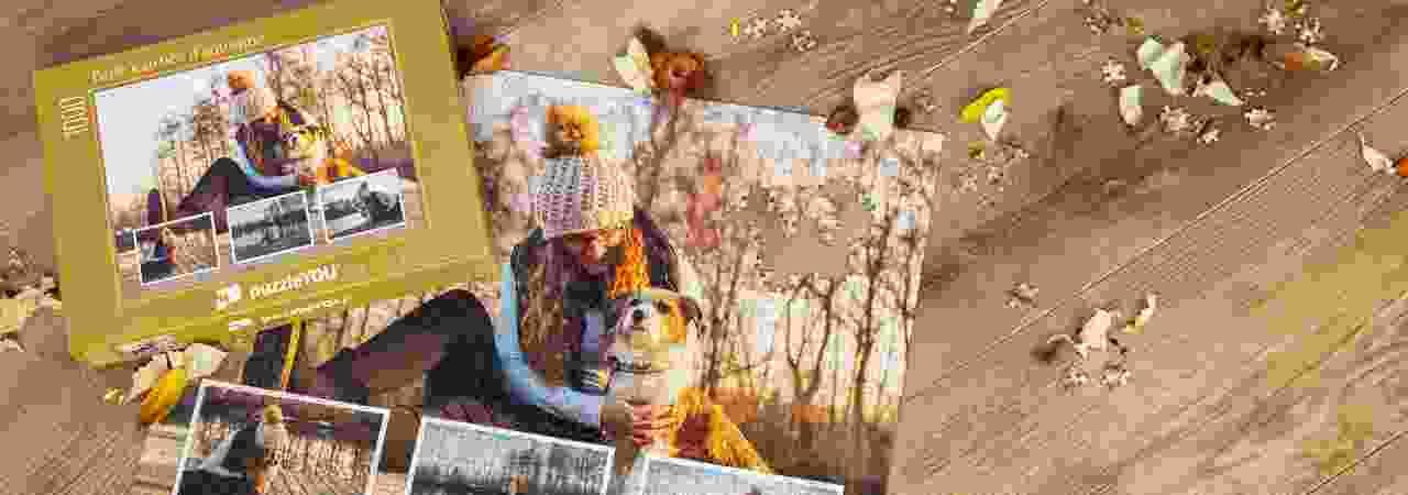 Retenir le moment avec und puzzle photo