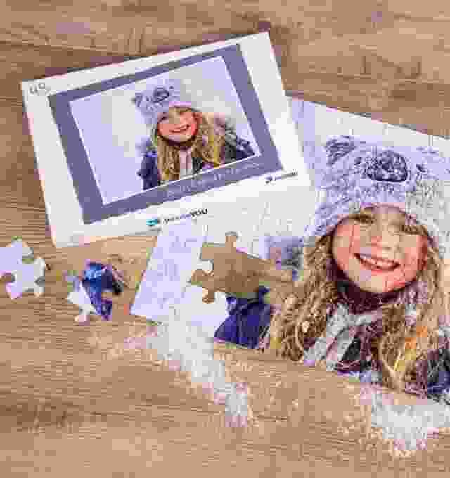 Onze fotopuzzel - het passende kerstcadeau