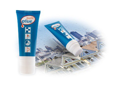 Colle pour puzzle, tube de 70ml