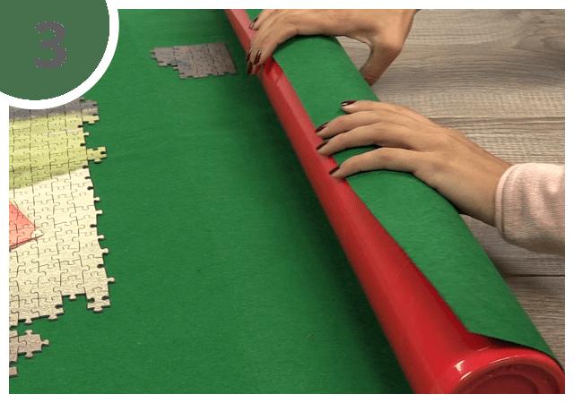 Puzzel mat gebruiksaanwijzing 3