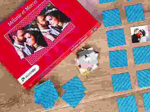 jeu de mémoire