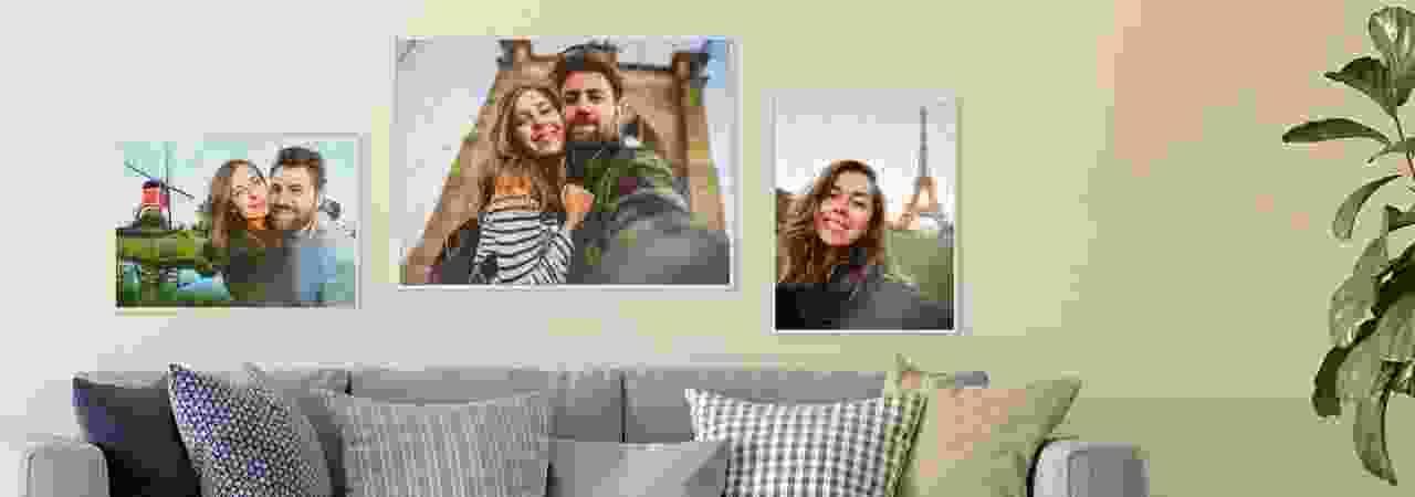 Le cadre adapté à votre puzzle photo